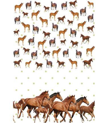 Print horses