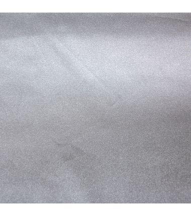 Zilver gecoat stof
