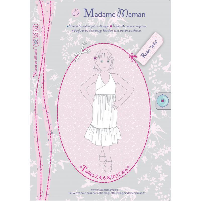 Patron Madame Maman - Robe Sofia 2/12