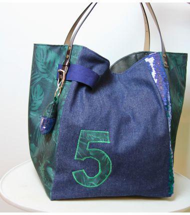 Kit grand sac cabas Maui