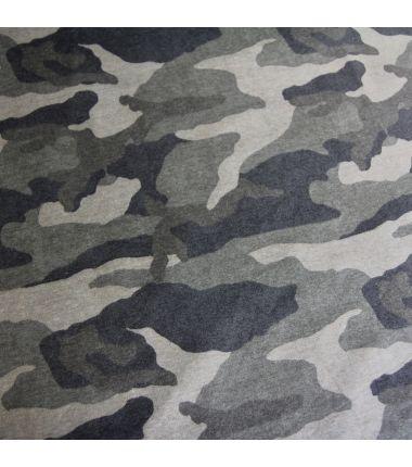 Sweat camouflage kaki