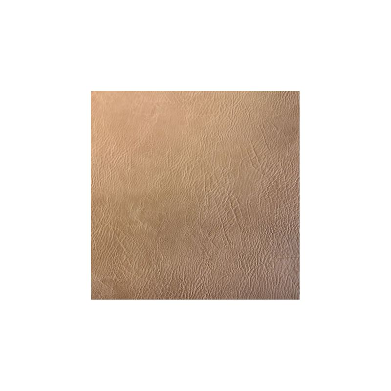 Simili cuir vintage beige