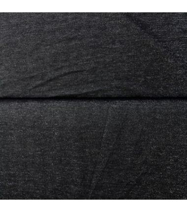 Lino brillant noir