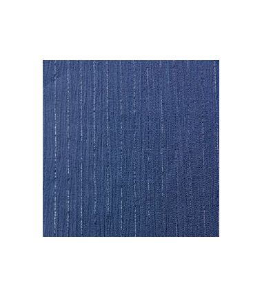 Viscose lurex bleu jeans
