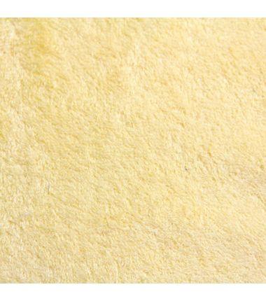 Eponge bambou jaune paille
