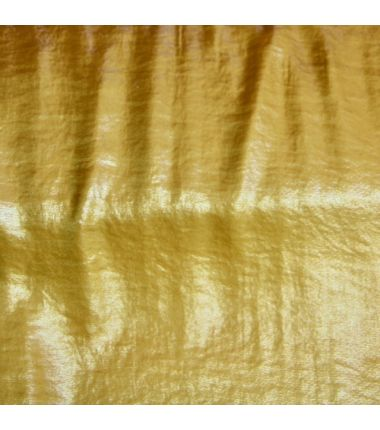 Silky air washed foil jaune