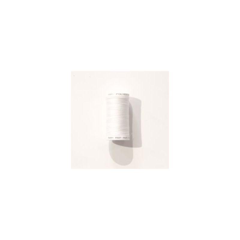 Bobine fil blanc