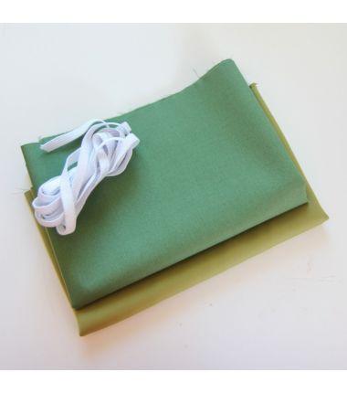 Kit 6 masques à plis Green