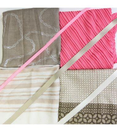 Kit voor grote vierkante sjaal