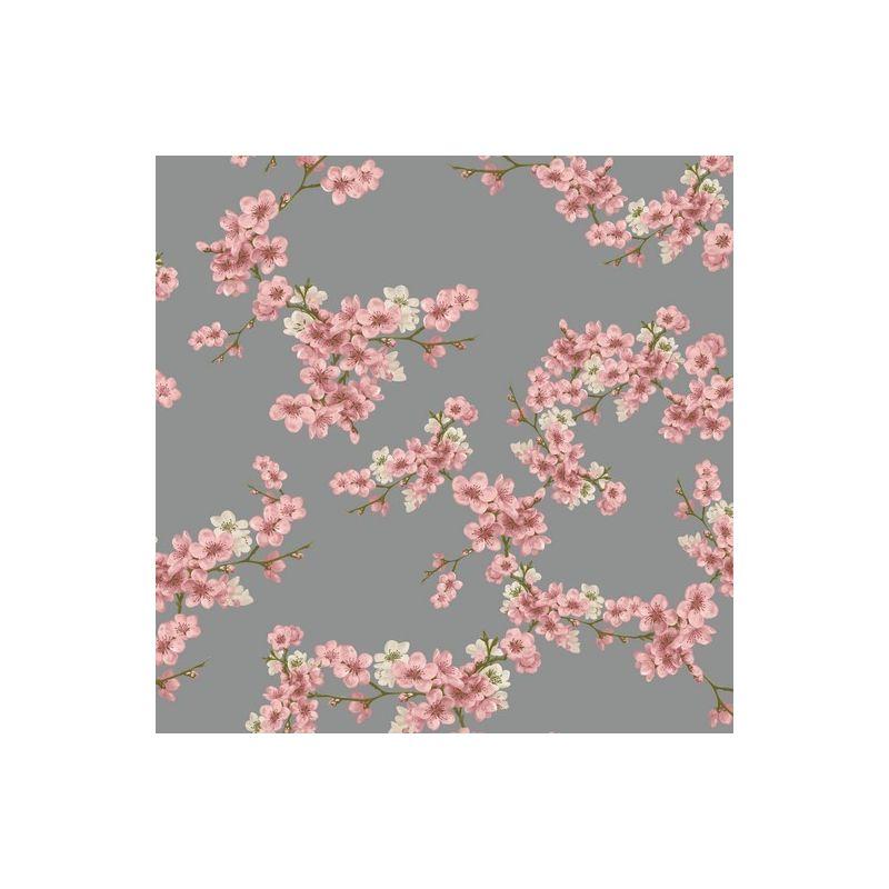 Sweat cerisiers gris