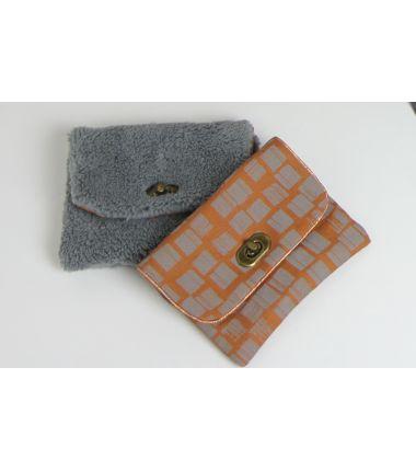 Kit sac Rico rouille