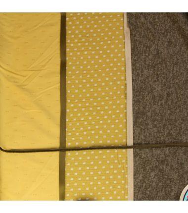 Kit foulard triangle Amazonia