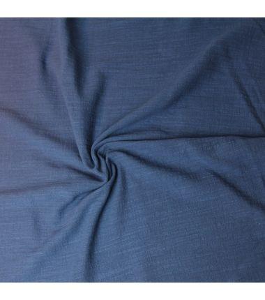 Coton léger bleu jeans