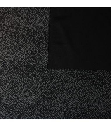 Punta imprimé gris
