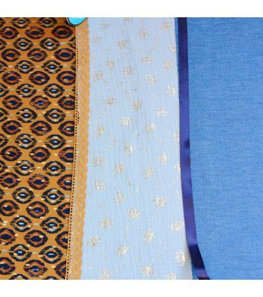 Kit foulard triangle Lumière