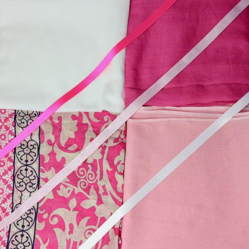 Kit grand foulard carré 36