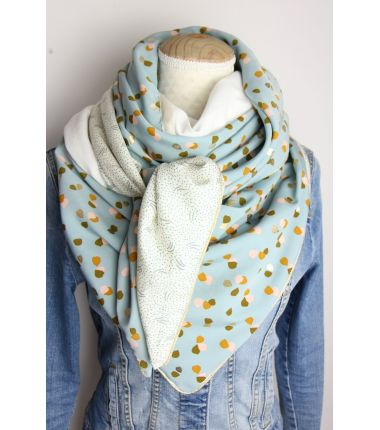 Kit foulard triangle St Pierre
