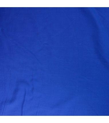 Viscose bleu roi