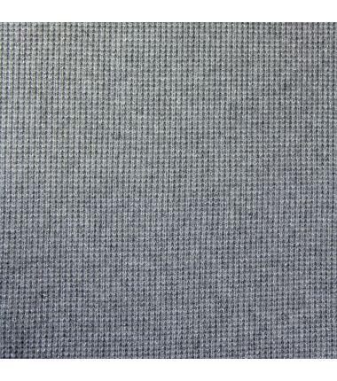 Tricot lurex gris