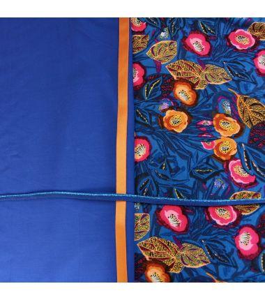 Kit foulard triangle Majorelle