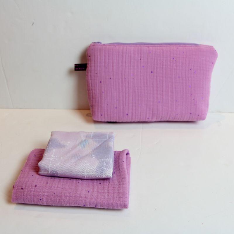 Kit trousse violette