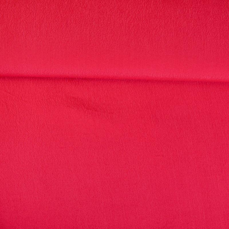 Crêpe rouge unie