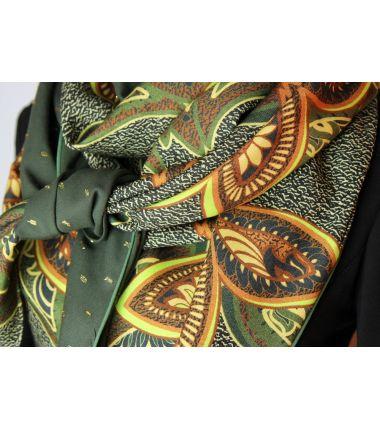 Kit foulard triangle Lewis