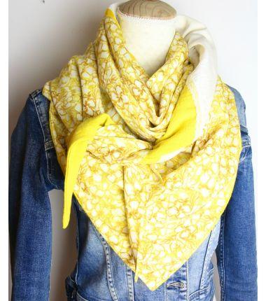 Kit foulard triangle soleil...