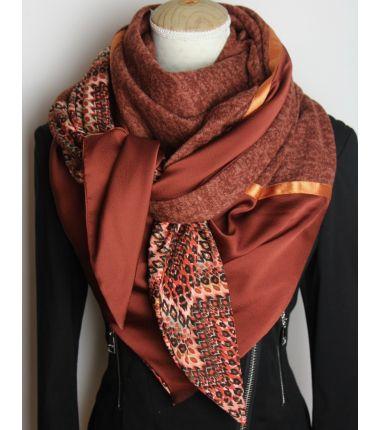 Kit foulard triangle le brasier