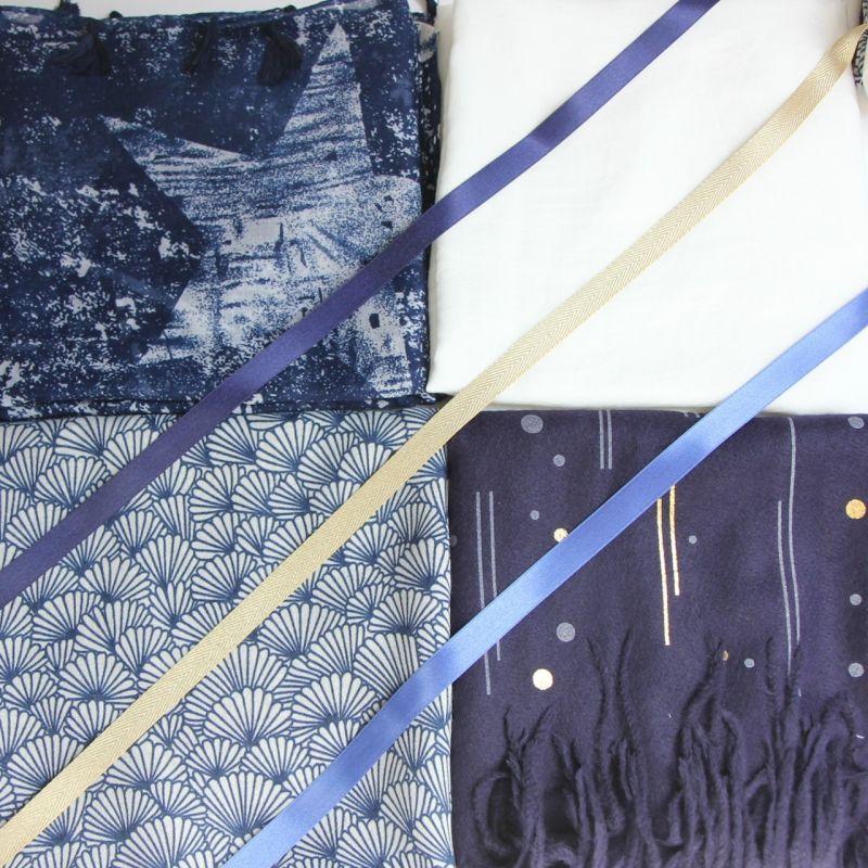 Kit grand foulard carré 29
