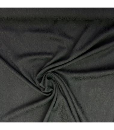 Viscose noire cachemire